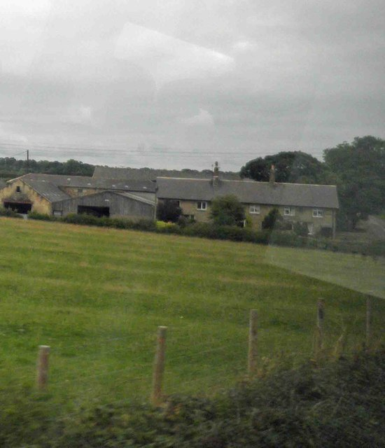Brotherwick from the East Coast railway