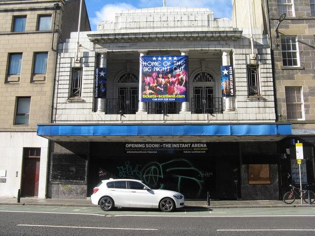 New Victoria Cinema, Clerk Street