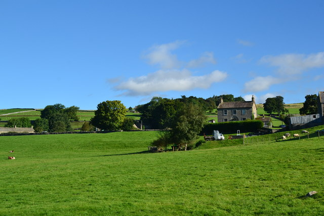 Farmhouse at Hartlington