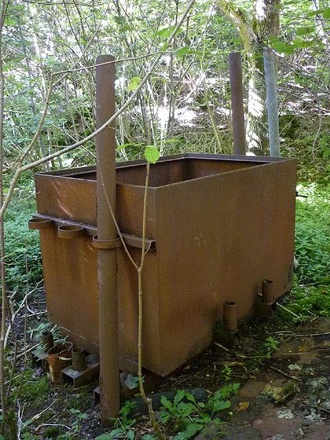 Defunct charcoal oven, Buttstead Wood