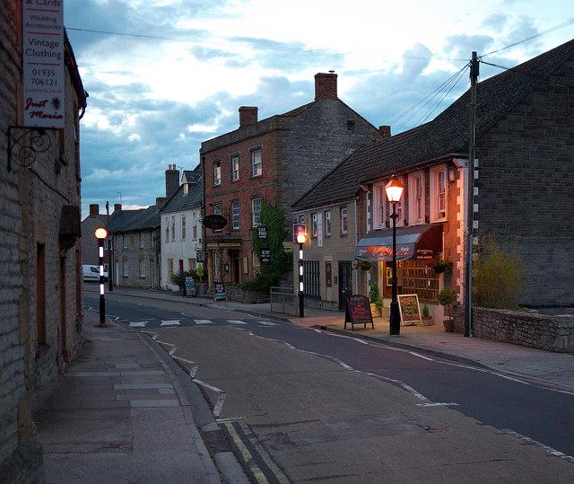 Church Street, Ilchester