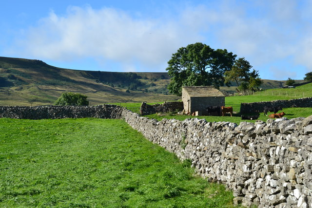 Towards Burnsall & Thorpe Fell