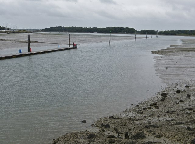 Chichester Marina Channel