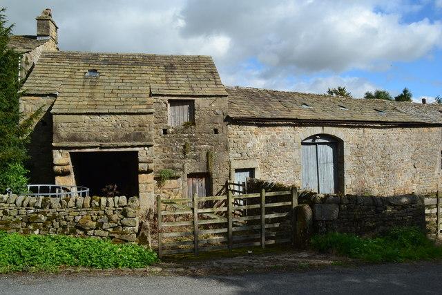 Barn in Thorpe