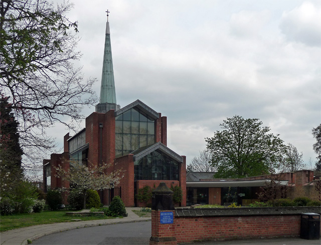 St Barnabas, Calton Avenue