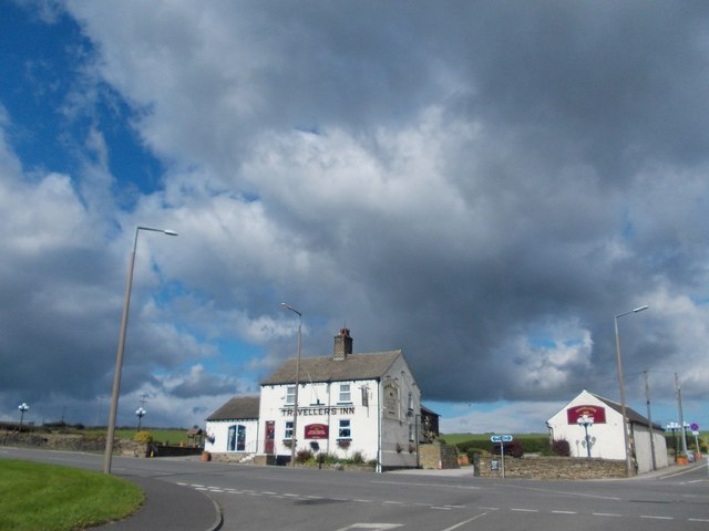 """""""The Travellers' Inn"""" at Four Lane End"""
