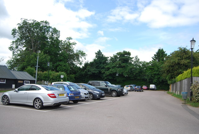 Car park, Burwash