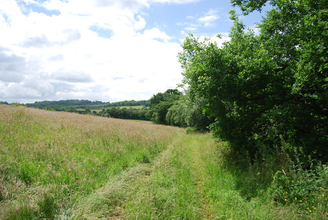 Footpath to Dudwell Farm