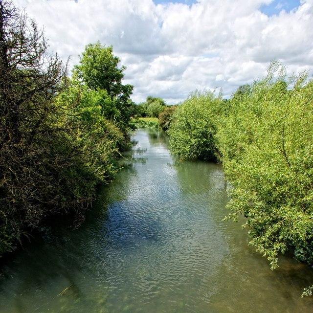 River Windrush, Burford