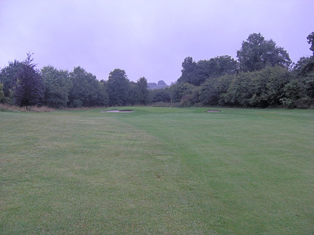 Reading Golf Course 12th green