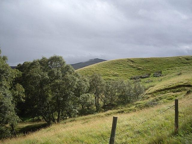 Kiln Hillocks near Torniechelt
