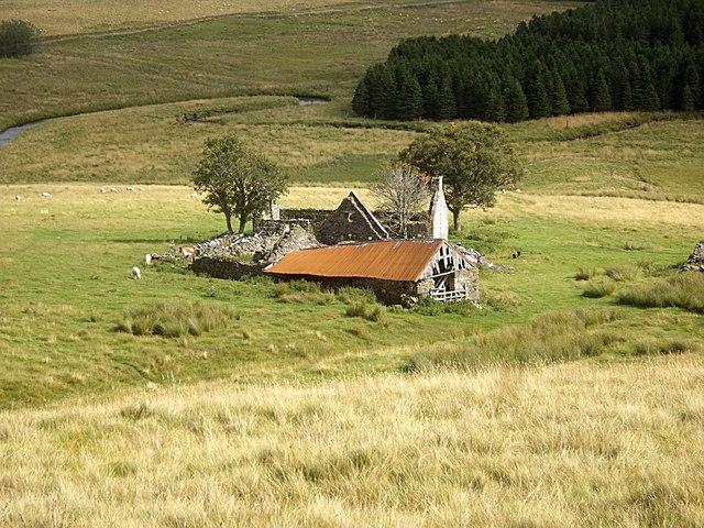 Ruins of Torniechelt
