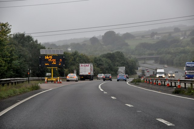 Mid Devon : The A361