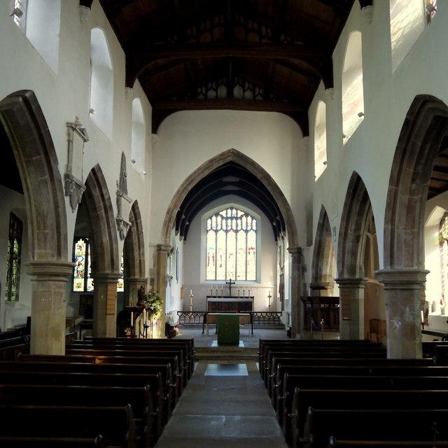 St. Andrew's church, Holt