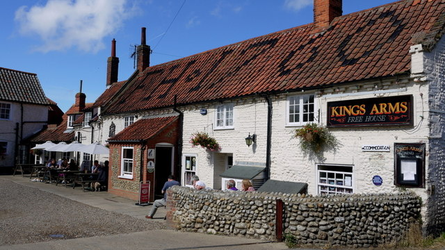 The King's Arms, Blakeney