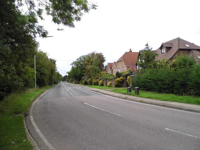 East Ridgeway, Cuffley