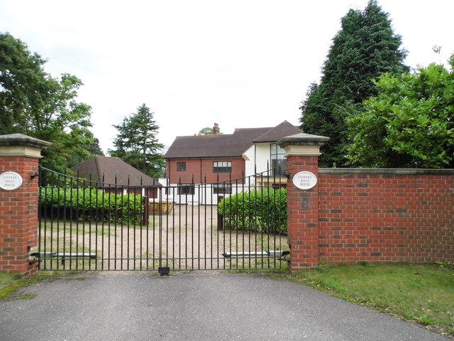 Cuffley Hills House