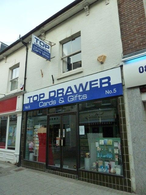 Top Drawer, South Street