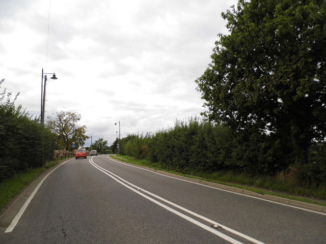Northaw Road West