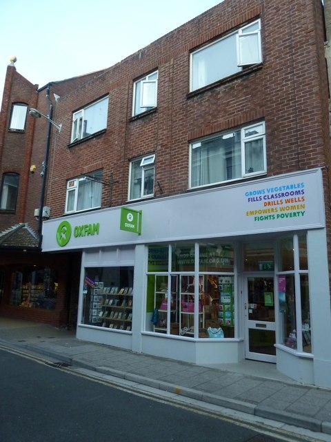 Oxfam, South Street