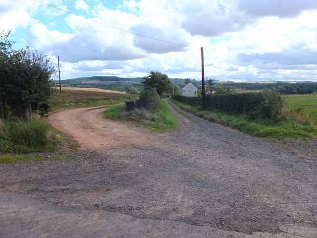 Track to Linthill