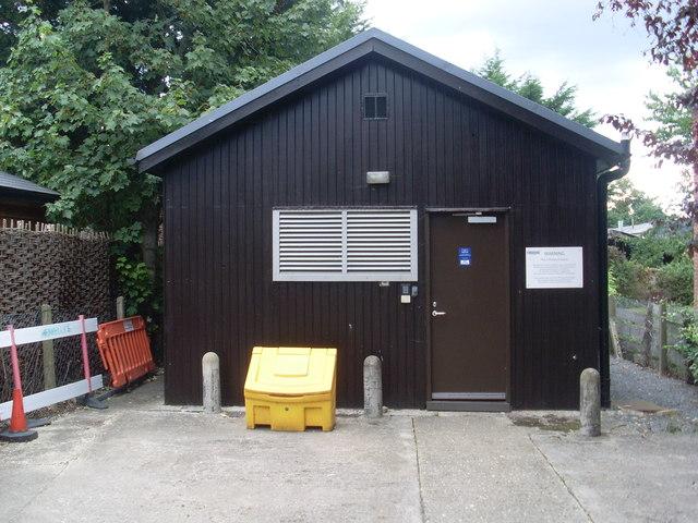 Sutton Courtenay Telephone Exchange