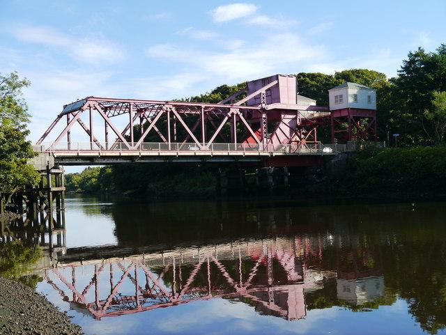 Inchinnan Bascule Bridge: Image #1