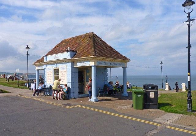 Ice Cream Kiosk, Whitby