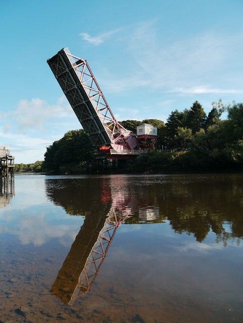 Inchinnan Bascule Bridge: Image #4
