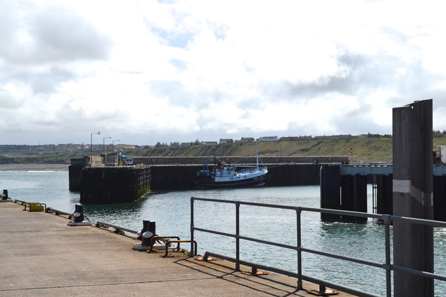 South Pier, Scrabster Harbour, Scrabster