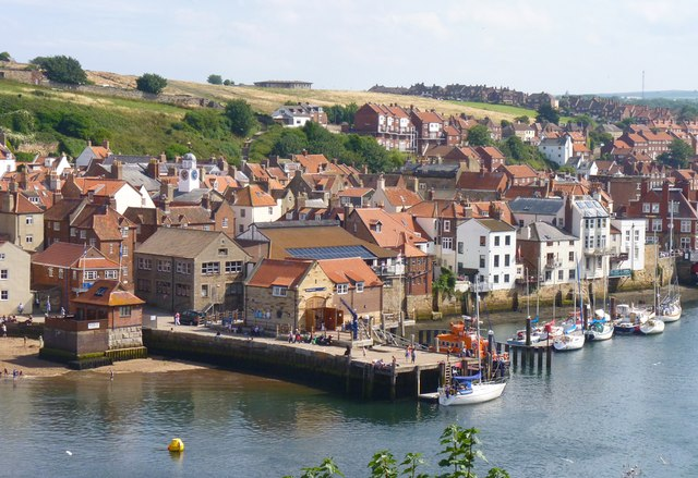 Lifeboat Station at Whitby