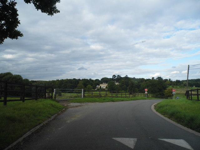 Ponsbourne Park and hotel
