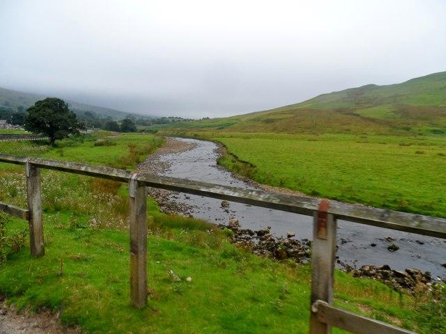 River Eden near Dale Foot