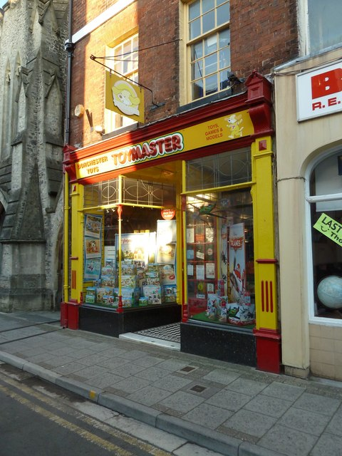 Toyshop in South Street