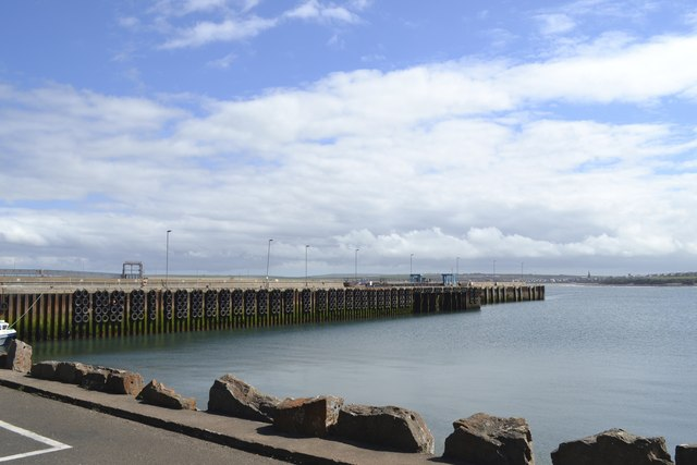 St Ola Pier, Scrabster Harbour, Scrabster - 2