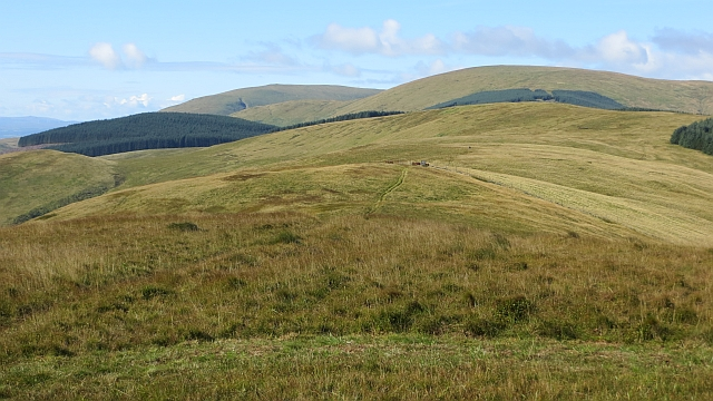 Path, Seamab Hill
