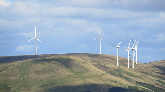 Green Knowes wind farm