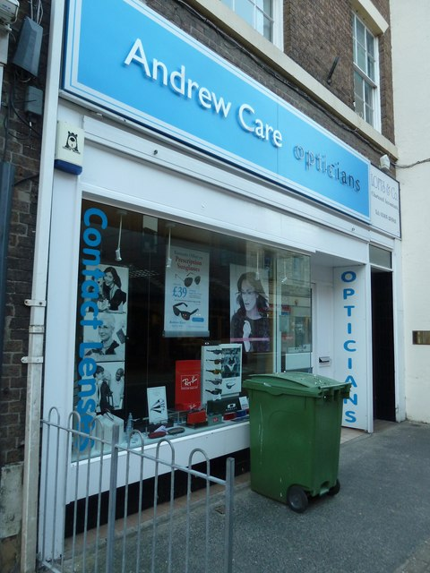 Andrew Care, South Street