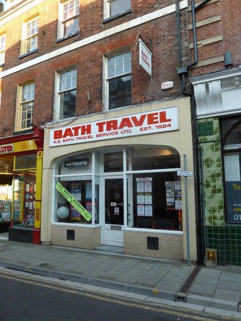 Bath Travel, South Street