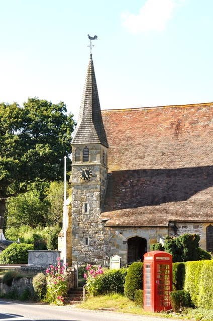 St Peter's Church - Newenden
