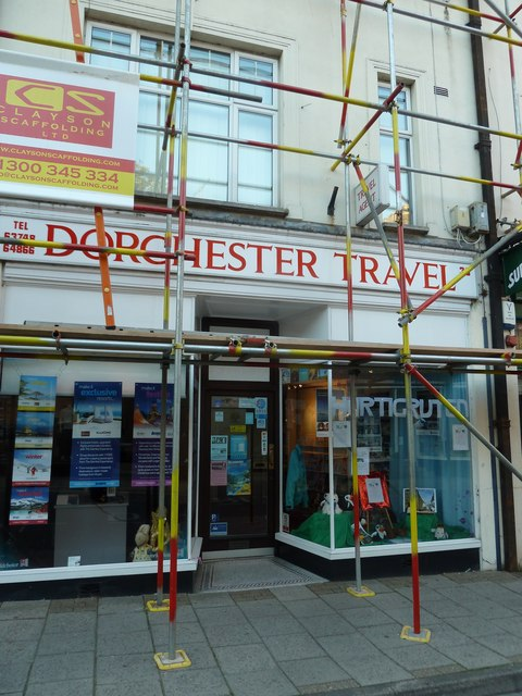 Dorchester Travel, South Street