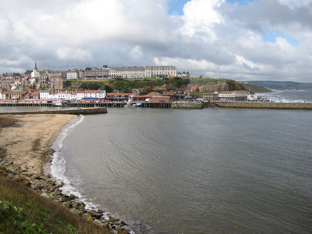 View to West Cliff