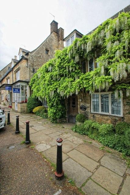 Cottages, High Street, Burford