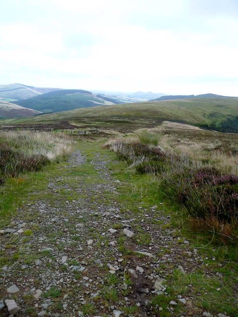 On the Southern Upland Way