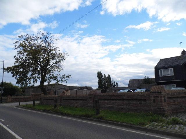 Park Farm, Northaw