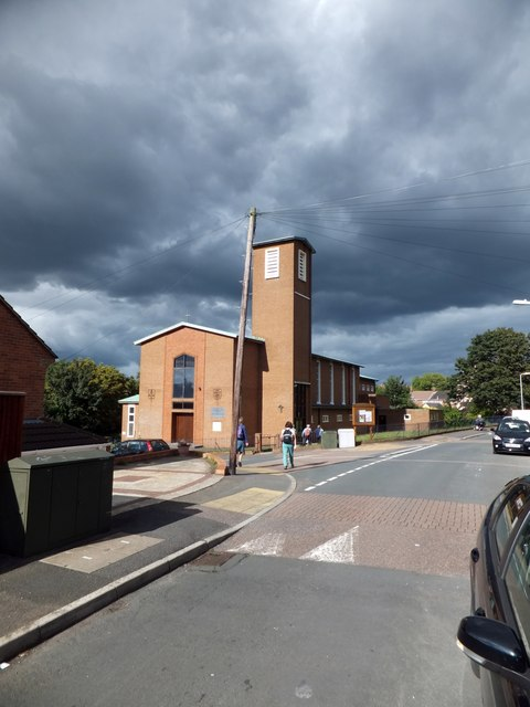 St Boniface church, Whipton