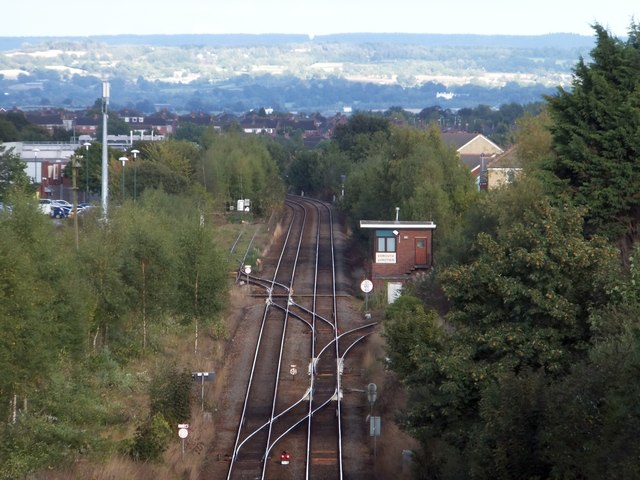 Exmouth Junction signal box, Exeter