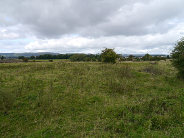 The Site Of Walkinshaw House