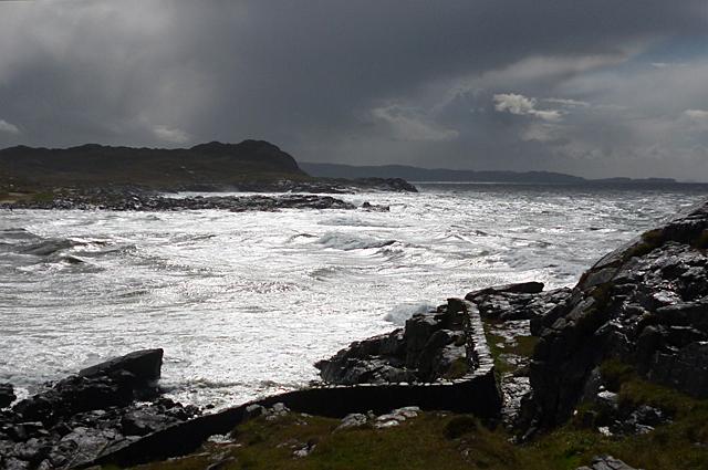 Stormy Seascape