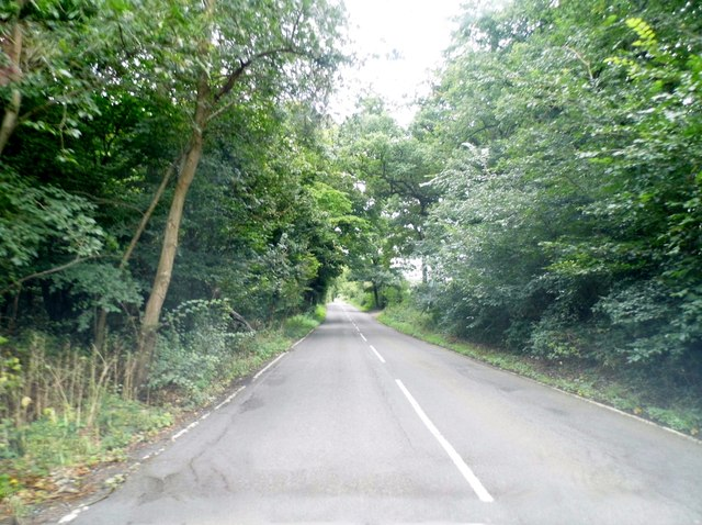 Coopers Lane Road near Northaw